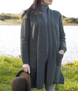 Waterfall Coat with Pockets