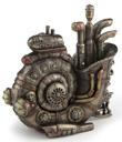 Steampunk Nautilus Submarine Trinket Box