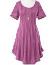 Ripple Stitch Tunic Dress