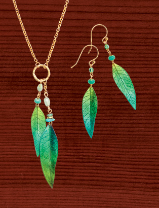 Willow Leaf Jewelry