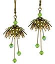 Woodwitch Flower Earrings