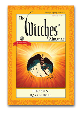 2021-2022 Witches' Almanac