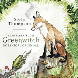Greenwitch Botanical Calendar 2021