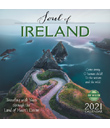 The Soul of Ireland 2021 Wall Calendar