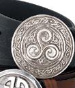 Triskelion Buckle & Belt