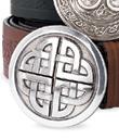 Eternal Knot Buckle & Belt