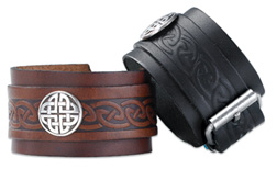 Leather Wristband