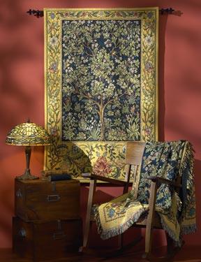Garden of Delight Tapestry