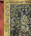 Garden of Delight Tapestry & Throw