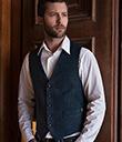 Irish Tweed Waistcoat