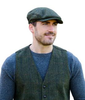 Irish Tweed Cap