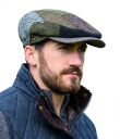 Green Tweed Patch Cap 3 Gaelsong