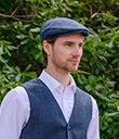 Irish Fisherman's Tweed Cap