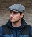 Irish Vintage Flat Cap