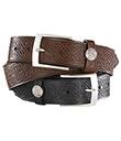 Celtic Knotwork Belt With Buckle