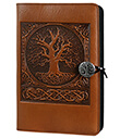 Tree of Life Leather Accessories