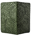 Leaves Checkbook Cover Leaf Color 2 Gaelsong