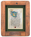 Deep Peace Prayer Print