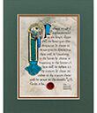 Scottish Blessing Print, Unframed Gaelsong