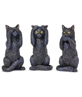 See-No-Evil Kitties