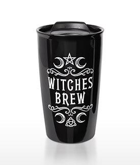 Witches' Brew Travel Mug