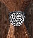 Celtic Ponytail Holder