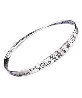 Tarot Moebius Bracelet