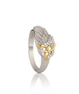 Angel's Wing Ring