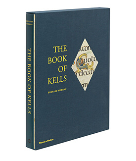 Hardcover Slipcased Book of Kells