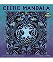 Celtic Mandala 2022 Wall Calendar