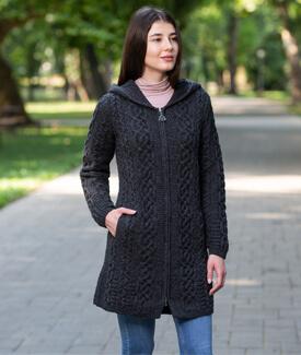 Celtic Aran Jacket