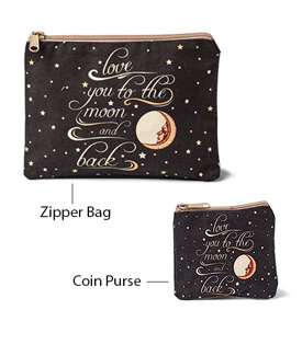 To the Moon and Back Bags