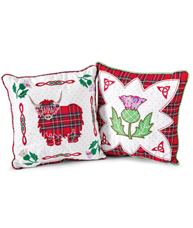 Scottish Pillows