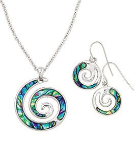 Ocean Spiral Jewelry