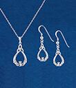 Trinity Knot Claddagh Jewelry