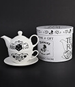 Purr-fect Brew Tea-For-One Set with Box Gaelsong