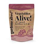 Vegetables Alive!<sup>™</sup> Vegetable Fertilizer - 3 lb.