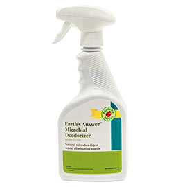 Earth's Answer<sup>™</sup> Eco-Friendly Cleaner and Deodorizer