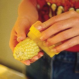 Corn Desilking Brush