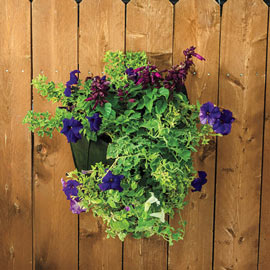 Grow Tub® Wall Flower Bag
