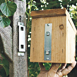 Bird House Hanger Bracket