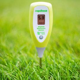 Digital Lawn Moisture Meter