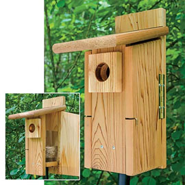 Ultimate Bluebird Nest Box