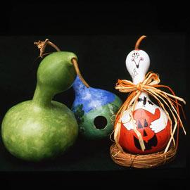 Gourd Birdhouse Pkt