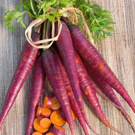 Carrot Cosmic Purple Hybrid Pkt