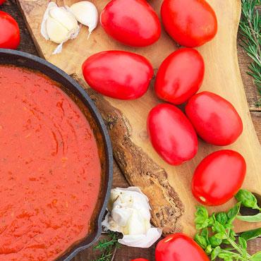 Saucy Lady™ Hybrid Tomato