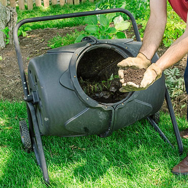 Rapid Blend™ Easy Composter
