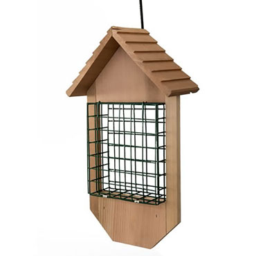 Seed Cake Feeder Chalet