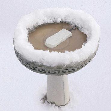 Ice Eliminator Birdbath Heater