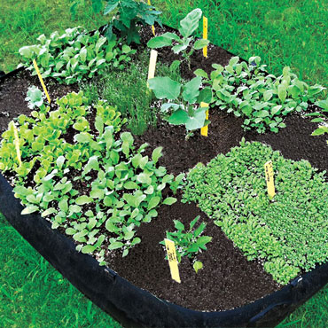 Grow Tub<sup>&reg;</sup> Raised Garden
